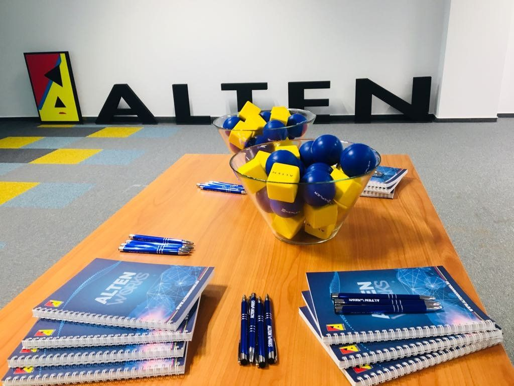 alten techno - engineering division