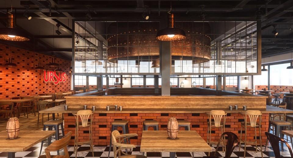 Restaurant PUB zona Baneasa-Sisesti / 120 locuri + terasa 80 locuri / salon special evenimente .. Berarie Ursus cu bere la tank. Amenajare de calitate / zona rezidentiala premium.