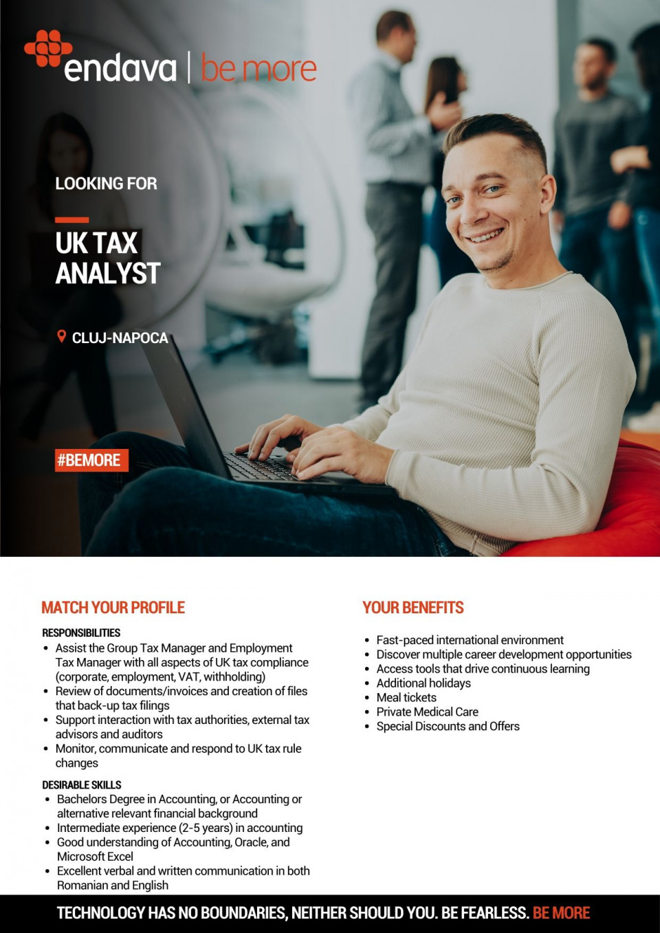 Bachelors Degree in Accounting, or Accounting or alternative relevant financial background