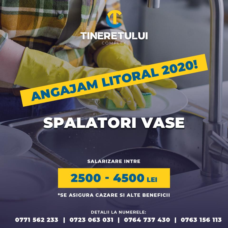 Instalatori Electricieni Litoral 2020 salariu 3000-5000 lei