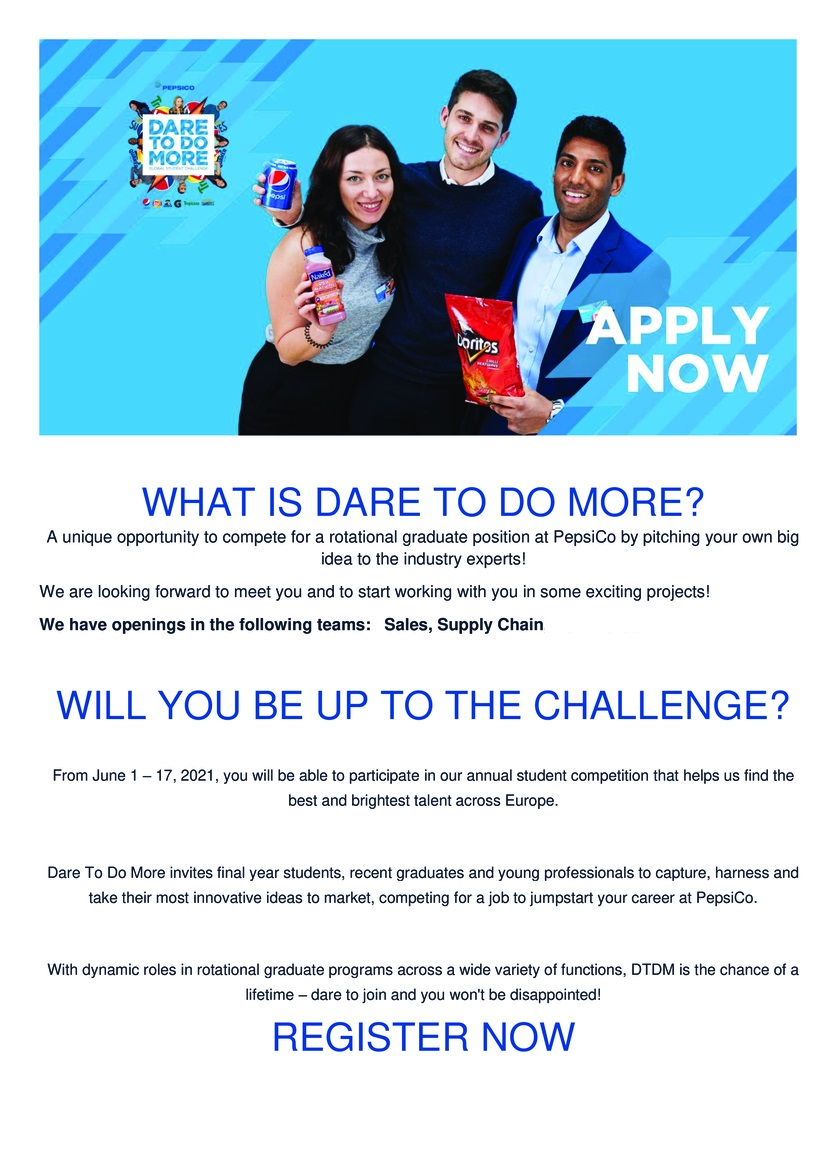 WHAT IS DARE TO DO MORE?