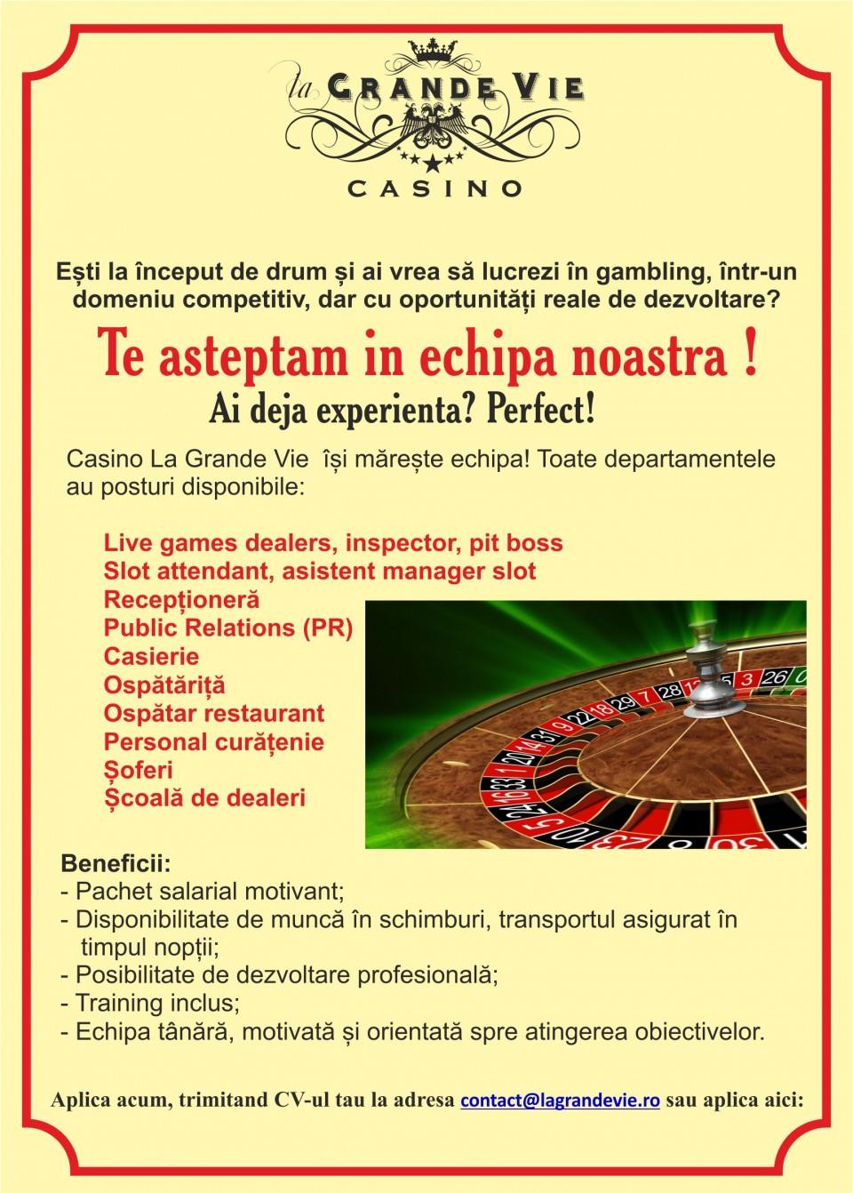 Personal Casino