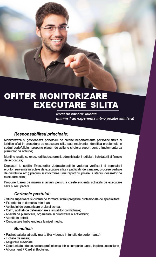 Ofiter Monitorizare Executare Silita