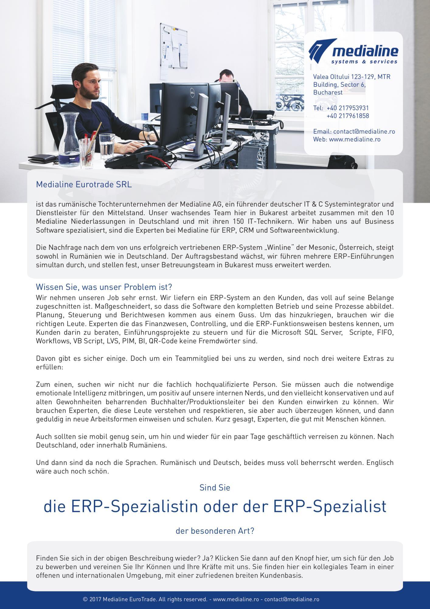 ERP Spezialist